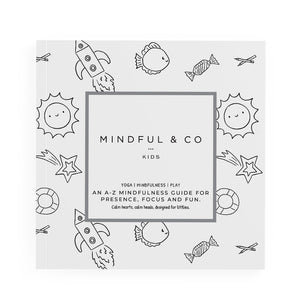 Mindful & Co Kids | ABC's of Mindfulness Colouring Book