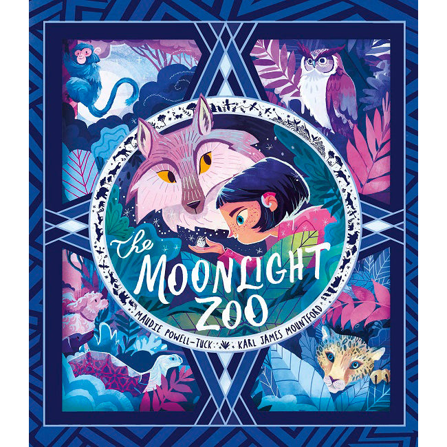 Moonlight Zoo by Maudie Powell-Tuck