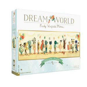 Costume Party - Dream World 24 Piece Puzzle