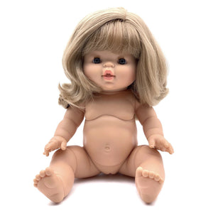 Penelope - Paola Reina Gordis Blonde Doll With Long Hair