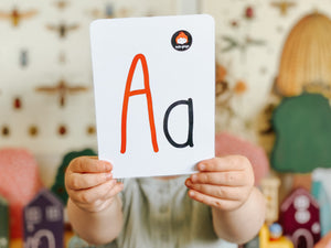 ABC Flashcards - What Can I Be?