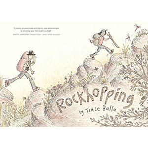 Rockhopping: The Adventures of Clancy and Uncle Egg by Trace Balla