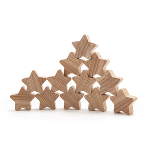 Natural Star Stackers