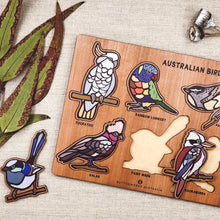 Load image into Gallery viewer, Australian Birds Puzzle