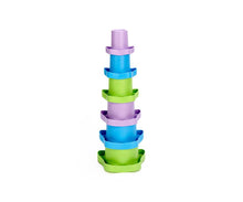 Load image into Gallery viewer, Green Toys Stacking Cups