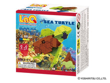Load image into Gallery viewer, Mini Sea Turtle, Marine World - 1 Model, 88 Pieces