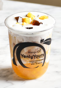 M4. Mango Milk Tea