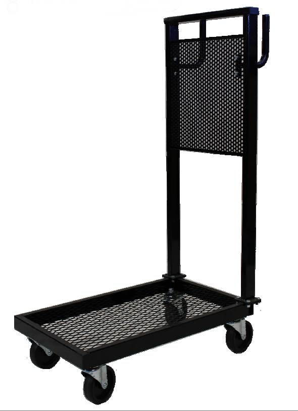 4 Wheel Powder Coated Cart 18 X 30 Other