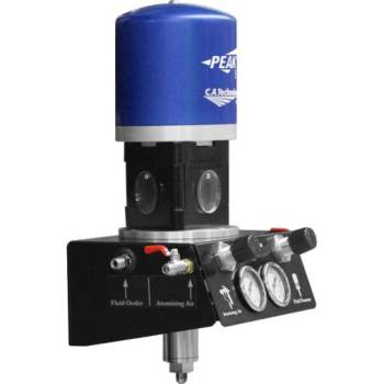 C.a. Waterbourne Technologies Air-Assist-Airless (Aaa) 14:1 Bobcat Peak Pump - Wall Model Set-Up W/
