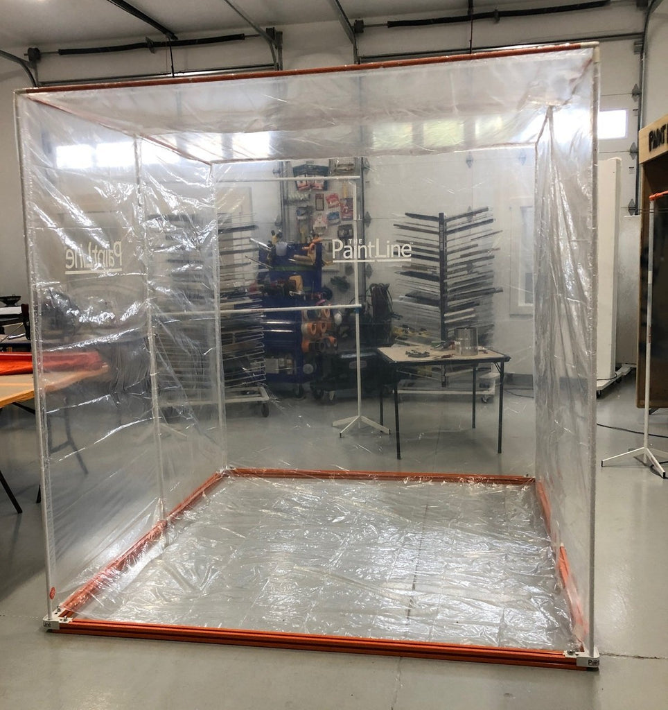 Portable Jobsite Spray Booth (Pjsb) Other