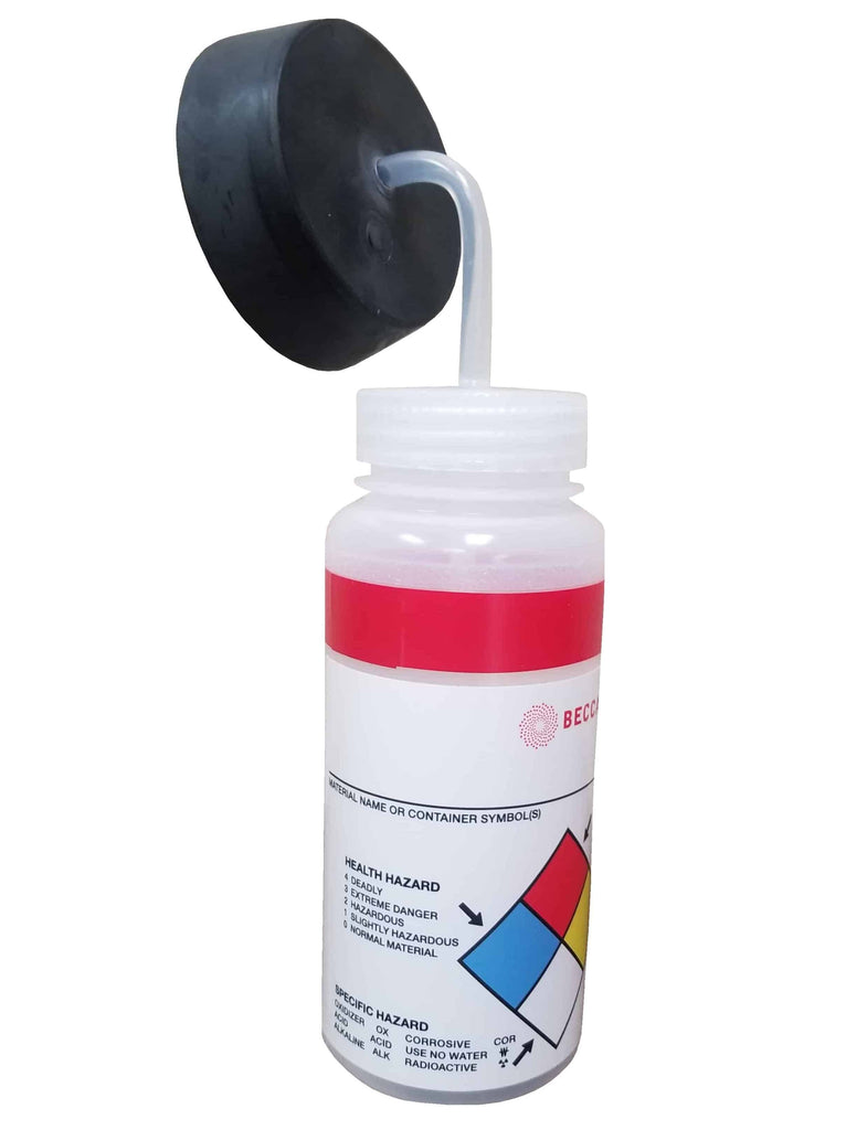 Solvent Squirt Pre-Rinse Bottle - Single