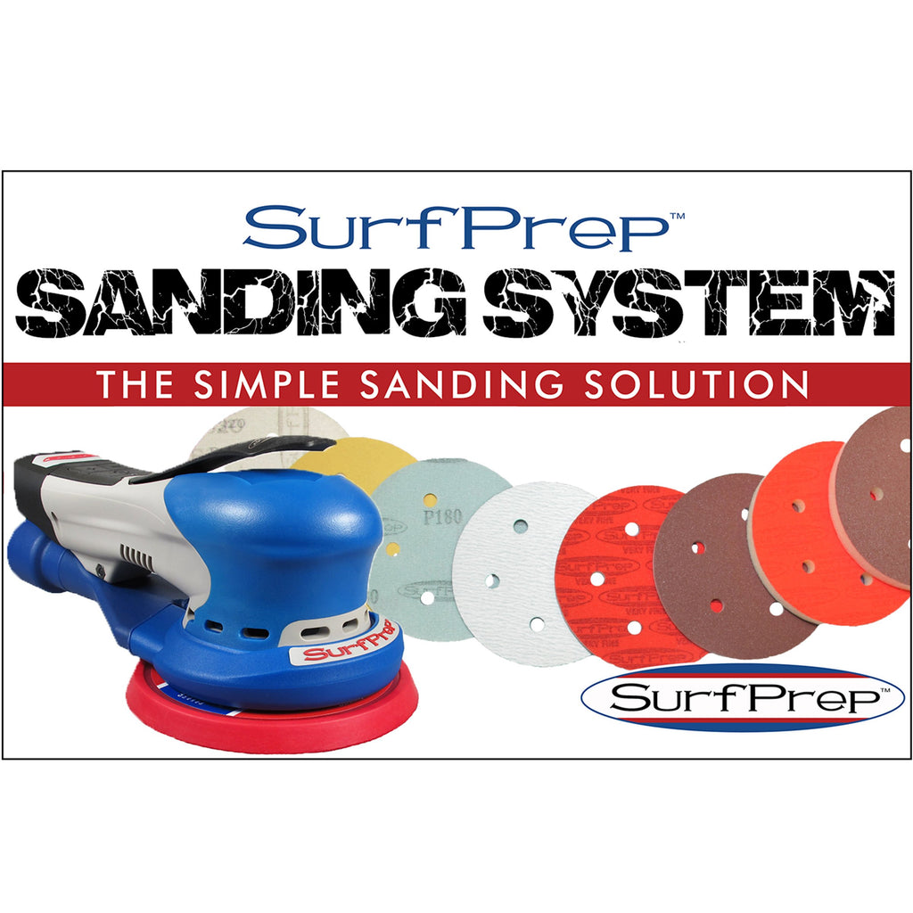 Surfprep 5 Electric Ray Sanding System Kits Sanders