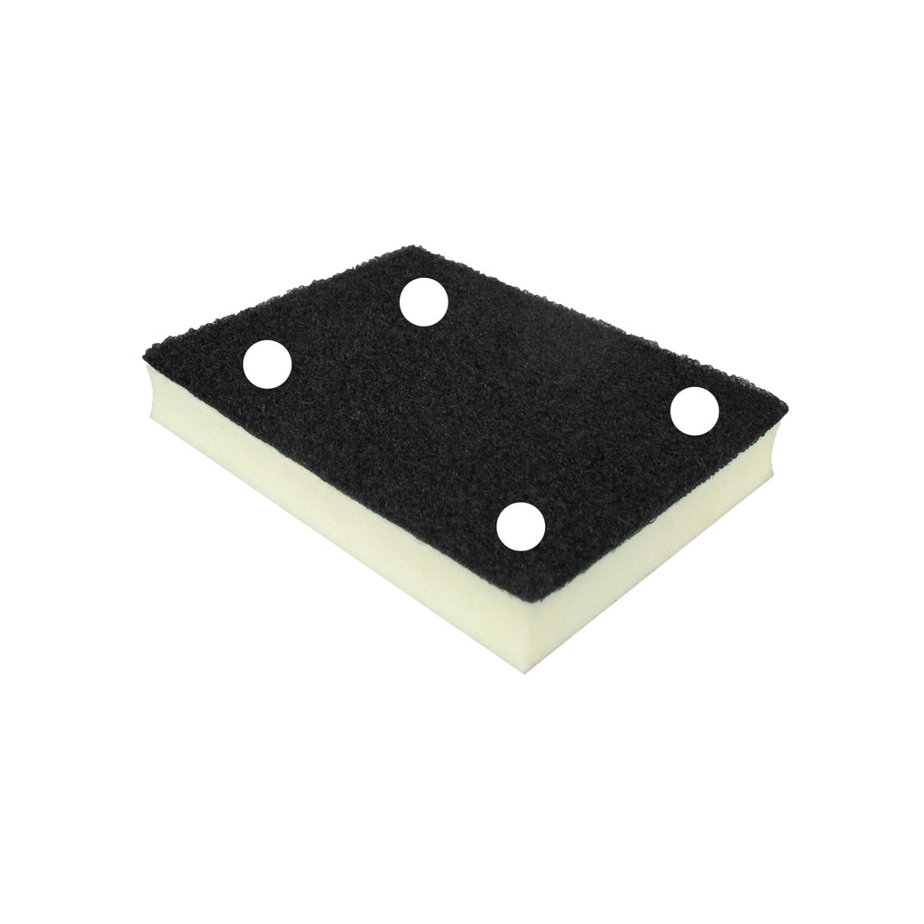 Surfprep Interface Pads 3 X 4 / 20Mm Holes For Vacuum Sanders
