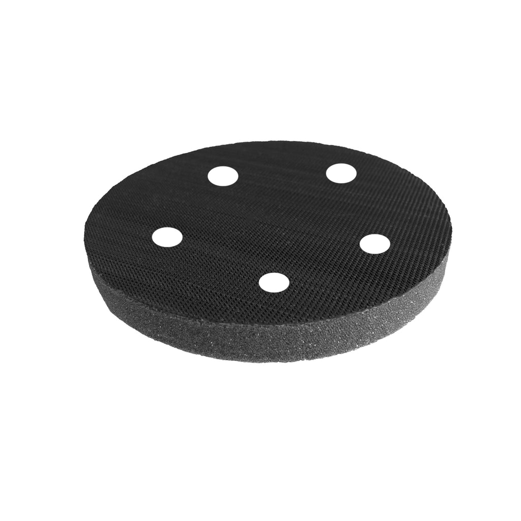 Surfprep Interface Pads 5 / Soft (Grey) Holes For Vacuum Sanders
