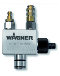 Wagner Powder Injector P1-F1 Coating