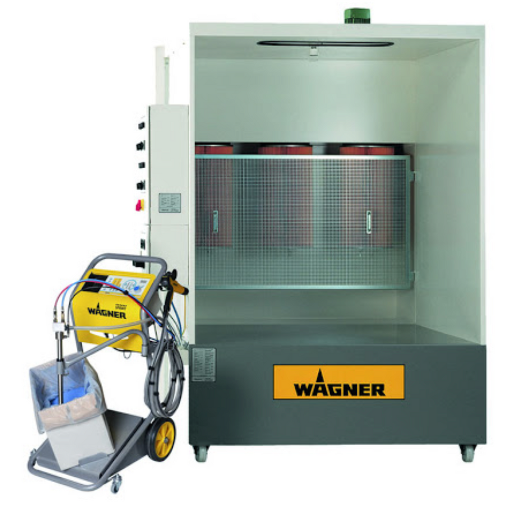 Wagner Prima Sprint Airfluid Xe - Box Feed Powder Coating