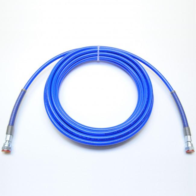 3/16 Airless Hose - Blue (3500 Psi) 1/4 Females Stainless Steel / 25
