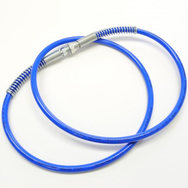 3/16 Airless Hose - Blue (3500 Psi) 1/4 Female X Male / 5
