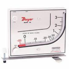 Spray Booth Manometer Supplies