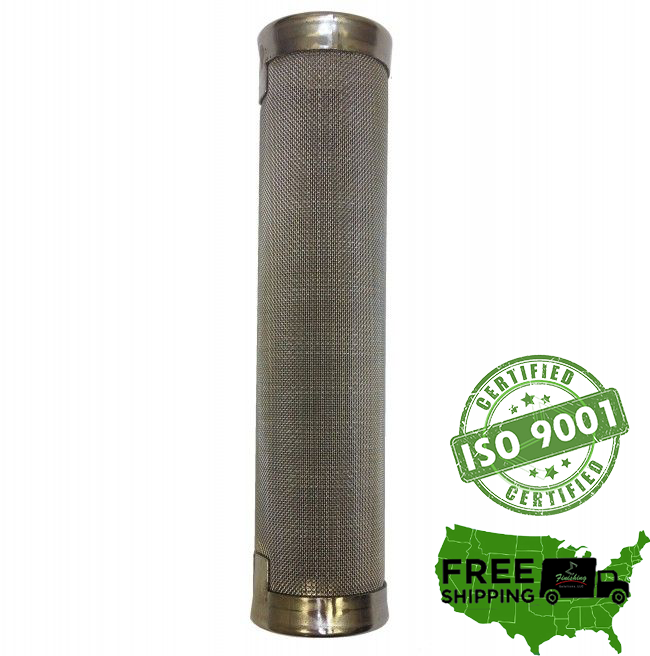 Kremlin 000.161.106 High Pressure Screen Filters - 85 Mesh & Filter Housing
