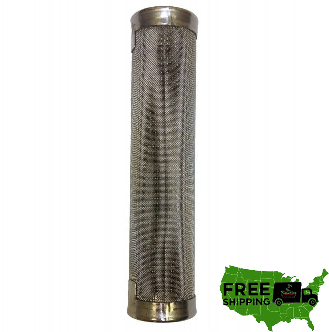 Kremlin 000.161.104 High Pressure Screen Filters - 140 Mesh & Filter Housing