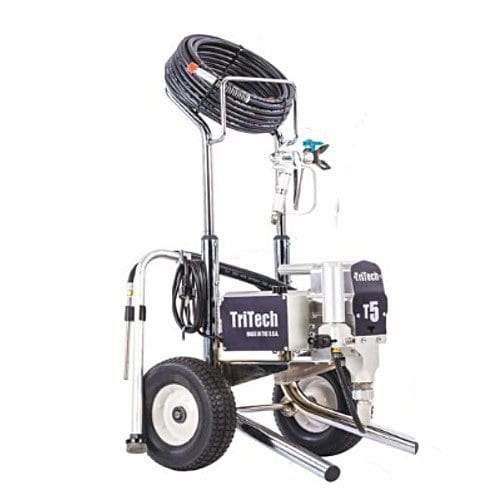 T5 Airless Sprayer Lo-Cart 110V Complete Pump