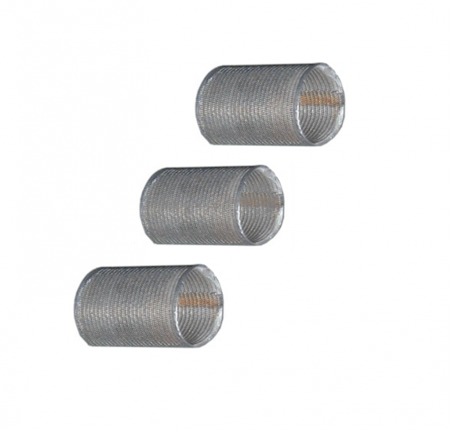 Kremlin 129.609.907 Gun Filters - Tip Sieves 140 Mesh (Per 5) & Filter Housing