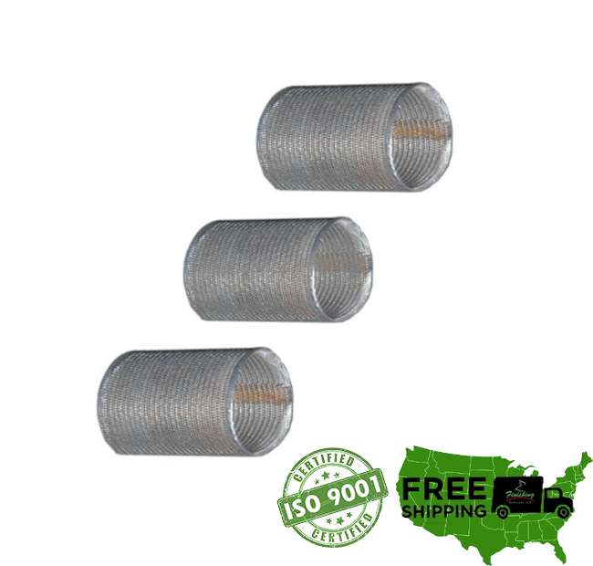 Kremlin 129.609.907 Gun Filters - Tip Sieves 200 Mesh (Per 5) & Filter Housing