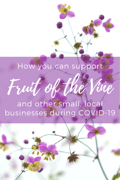 How You Can Support Small + Local Businesses during COVID-19