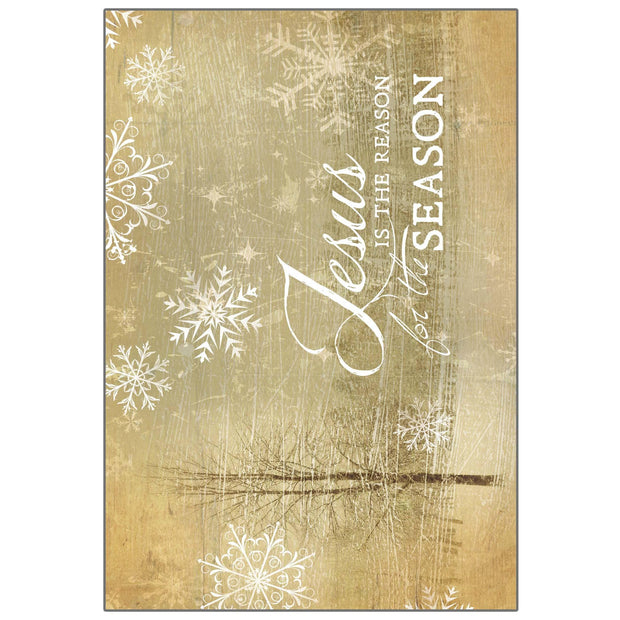 Jesus is the Reason Card | Fruit of the Vine Boutique