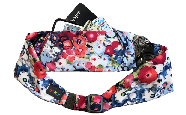 Bandi Large Pocket Belt | Fruit of the Vine Boutique