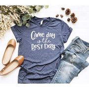 Game Day is the Best Day Shirt - Medium - Fruit of the Vine