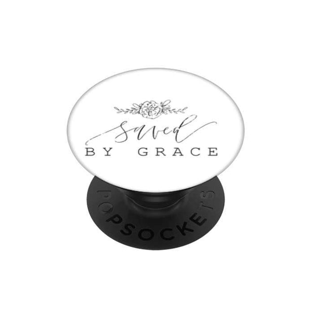 Saved by Grace Co. Pop Socket