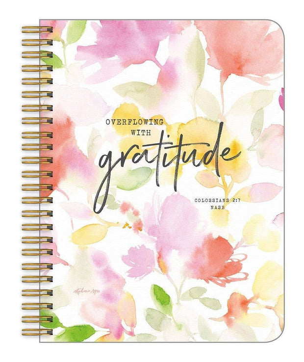 Gratitude Blessing Medium Notebook | Fruit of the Vine Boutique