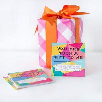 Colorful Compliment Cards - Fruit of the Vine
