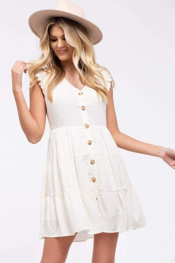 Shay Tiered Babydoll Dress