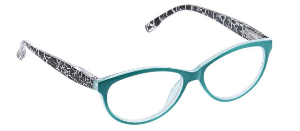Peepers Biscayne Turquoise Reading Glasses