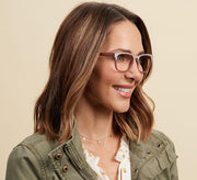 Peepers Foxy Mama Blue Light Reading Glasses - Fruit of the Vine