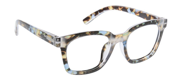 Peepers To the Max Blue Light Reading Glasses - Fruit of the Vine