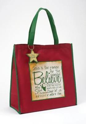 Messages of Christmas Tote Bag