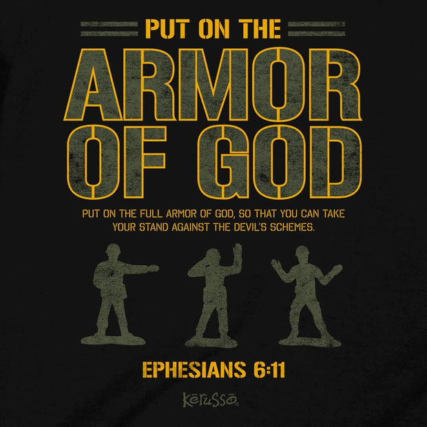 Armor of God Kids Tee - Fruit of the Vine