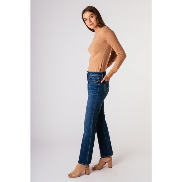 High Rise Bootcut Jeans | Fruit of the Vine Boutique
