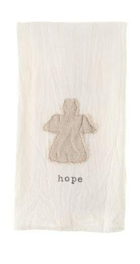 Flour Sack Sentiment Towels - Fruit of the Vine