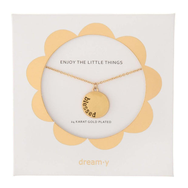 Enjoy the Little Things Pendant Necklaces | Fruit of the Vine Boutique