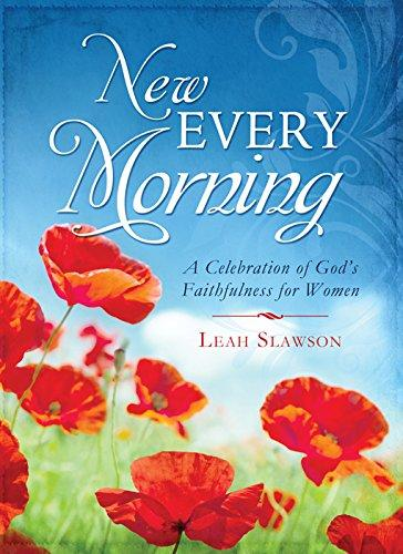 New Every Morning Devotional Hardcover Journal - Fruit of the Vine