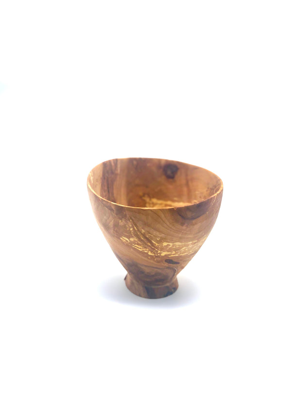 Small Handcrafted Wooden Bowl by Keegan Watson - Fruit of the Vine