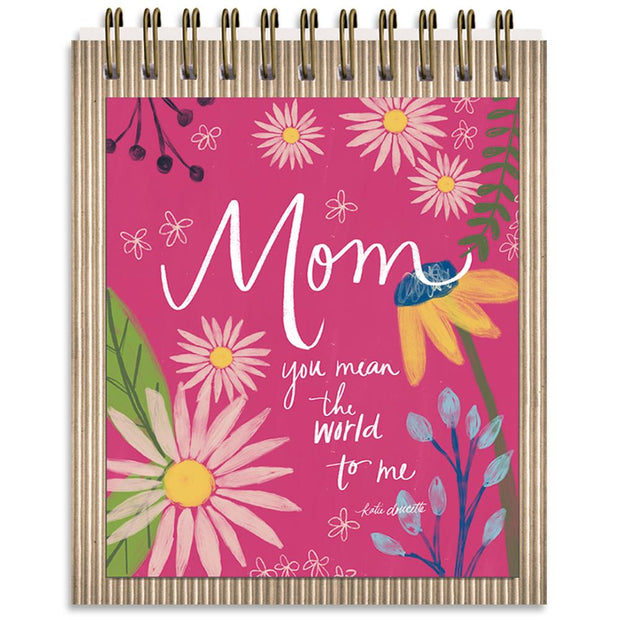 Mom, You Mean the World to Me Easel Book