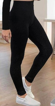 Incredible Black Leggings (Cropped and Full Length)