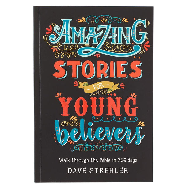Amazing Stories for Young Believers - Fruit of the Vine