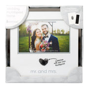 Wedding Thumbprint Photo Frame - Fruit of the Vine